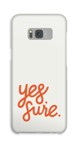 Yes, Sure. Coque  Galaxy S8 Plus