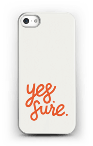 Yes Sure case IPhone SE