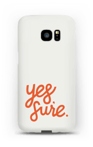 Yes Sure case Galaxy S7 Edge