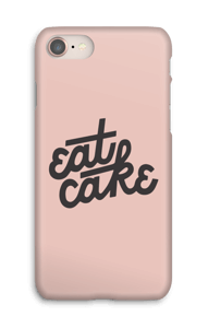 Eat cake cover IPhone 8