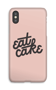 Eat Cake skal IPhone X