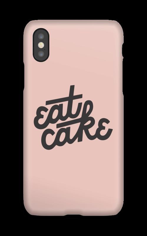 Eat Cake skal IPhone X