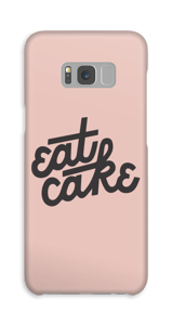 Eat Cake case Galaxy S8 Plus