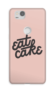 Eat cake cover Pixel 2