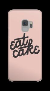 Eat Cake Coque  Galaxy S9