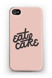 Eat cake kuoret IPhone 4/4s