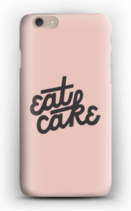 Eat cake cover IPhone 6