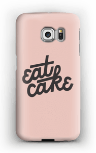 Eat Cake Coque  Galaxy S6 Edge