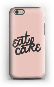 Eat cake cover IPhone 6s tough