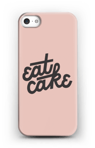 Eat Cake case IPhone SE