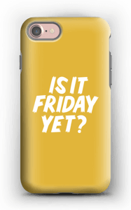 Friday Yet? case IPhone 7 tough