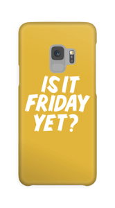 Friday Yet? skal Galaxy S9