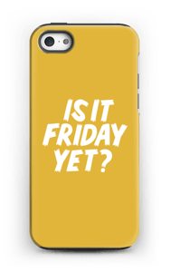 Friday Yet? case IPhone 5/5s tough
