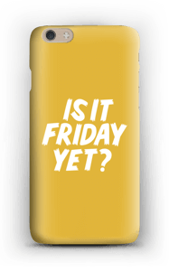 Friday Yet? case IPhone 6 Plus