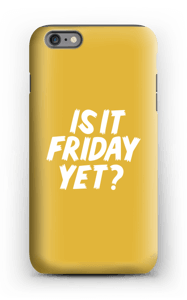 Friday Yet? case IPhone 6 Plus tough