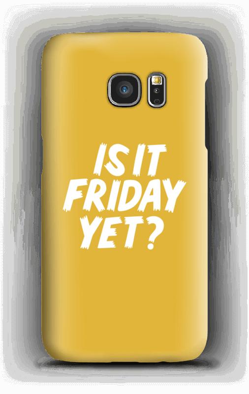 FRIDAY YET Handyhülle Galaxy S7