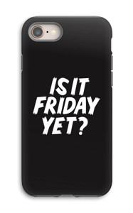 FRIDAY YET? skal IPhone 8 tough