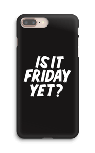 FRIDAY YET? skal IPhone 8 Plus