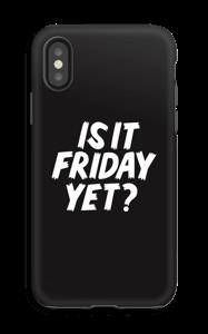 Friday yet? kuoret IPhone X tough