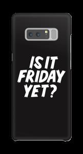 FRIDAY YET? skal Galaxy Note8