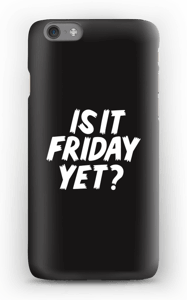 FRIDAY YET? Coque  IPhone 6s