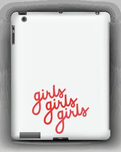 Girls Girls Girls kuoret IPad 4/3/2