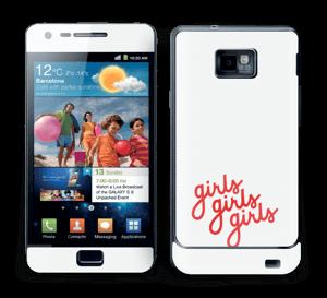Girls girls girls Skin Galaxy S2