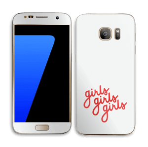 Girls girls girls Skin Galaxy S7