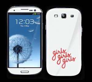 Girls girls girls Skin Galaxy S3