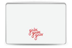 Girls girls girls Skin Laptop 15.6
