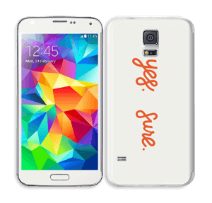 Yes, Sure Skin Galaxy S5