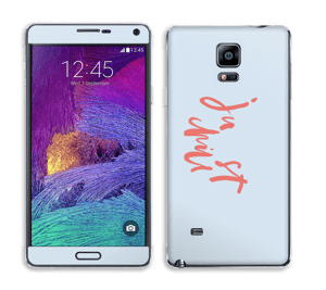 Just Chill Skin Galaxy Note 4