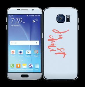 Just Chill Skin Galaxy S6