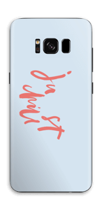 Just Chill  Skin Galaxy S8