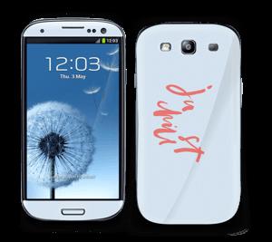 Just Chill Skin Galaxy S3