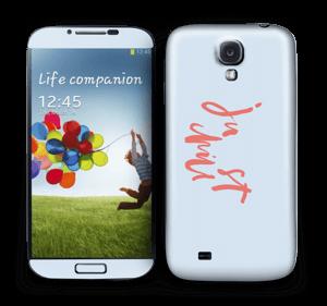 Just Chill Skin Galaxy S4