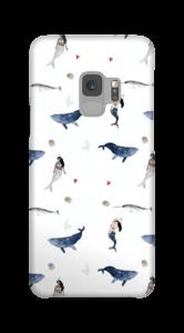 Meerestiefe Handyhülle Galaxy S9