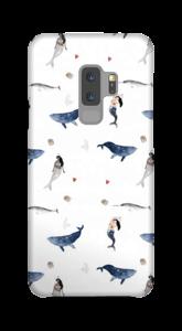 Deep deep down case Galaxy S9 Plus