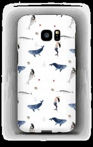 I havets djup skal Galaxy S7 Edge