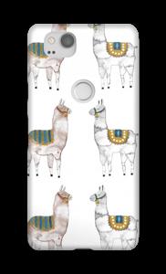 Alpakas Handyhülle Pixel 2