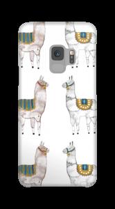 Alpacas funda Galaxy S9