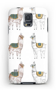 Alpakas Handyhülle Galaxy S5