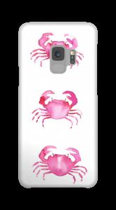 Krabben Handyhülle Galaxy S9