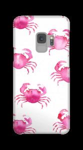 Krabbor skal Galaxy S9