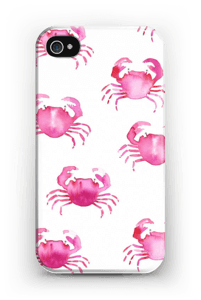 Crabs case IPhone 4/4s
