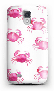 Crabs case Galaxy S4
