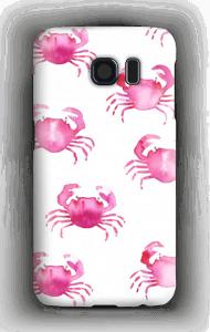 Crabs case Galaxy S6