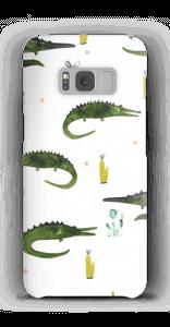 Krokodile Handyhülle Galaxy S8