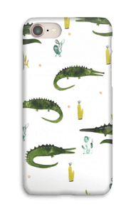 Krokodille cover IPhone 8