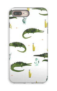 Crocodile Dundee case IPhone 8 Plus tough